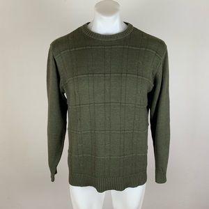 Oscar de la Renta Cableknit Sweater
